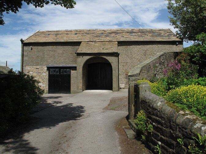Repair Of Listed Barn Long Preston Peter Harrison