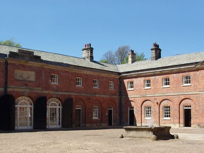 Newby Hall Stables Ripon Peter Harrison Architects