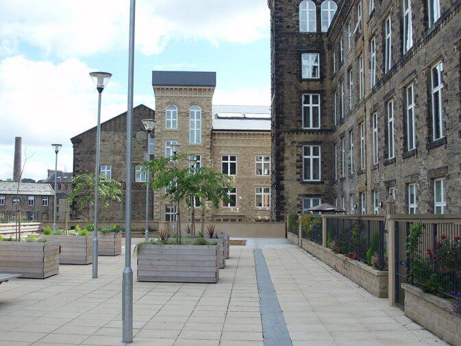 Belle Vue Mill Skipton Peter Harrison Architects